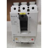 Moeller 3 Pole Circuit Breaker DIN VDE 0660  NZM 2