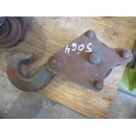 Industrial Pulley Hook
