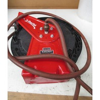 ReelCraft Model 3VE25 Hose Reel and 25' hose