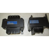 GS Hevi-Duty Control Transformer Type SBW Cat No. W500N  **Lot of 2**