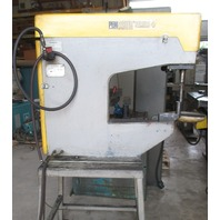 Pemserter Series 4 6 ton press w\ foot pedal