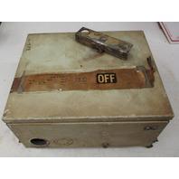 General Electric Flex-A-Plug #DE322R 60A