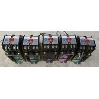 Allen Bradley Direct Drive DC Relay 700DC-P400Z24 Ser A Lot of 5