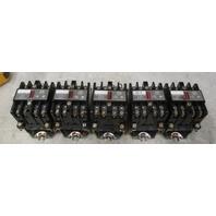 Allen Bradley Bulletin 700 Type N 700-NB400A1 Ser C  Lot of 5