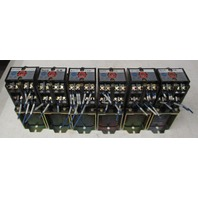 Allen Bradley Direct Drive DC Relay 700DC-P800Z24 Lot of 6