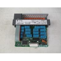 Allen Bradley SLC500 Remote Output Module 1746-OW16 Ser C