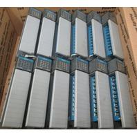 Allen Bradley SLC500 Input Module 1746-IB16 Ser C Lot of 12