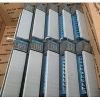 Allen Bradley SLC500 Input Module 1746-IB16 Ser C Lot of 10