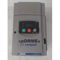 VATECH pDRIVE CX Compact Frequency Inverter Drive