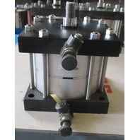 Fabco Air Pancake Cylinder MP8X1X2X1RFA-MR