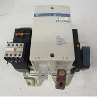 Telemecanique Contactor LC1F4002