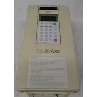 Mitsubishi Freqrol A200 5HP Variable Frquency Drive FR-A240-3.7K-UL