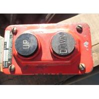 P&H Hevi-Lift 3-Ton Hoist 440V 3 PH (No trolley)