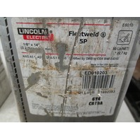 "Lincoln Electric Fleetweld 1/8"" x 14"" Rods ED010203"