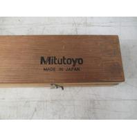 "Mitutoyo micrometer Standard 24"" 167-164"