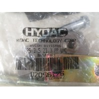 Hydac HRS 2  S 21.3 PP UNC Mounting Assembly (Lot of 10)