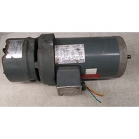 Allen Bradley Bulletin 1329M  2 HP motor with Stears Brake kit