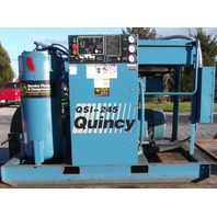 Quincy QSI 245ANA31C  Rotary Screw Air Compressor