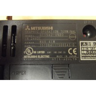 Mitsubishi Graphic Operation Terminal GOT1000 Model GT1562-VNBD