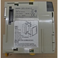 Omron CQM1-CPU21-E Programable Controller