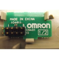 Omron CN401 End Cup Termination Block