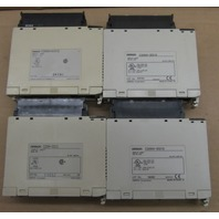 Omron C200H-ID212 Input (Lot of 4)