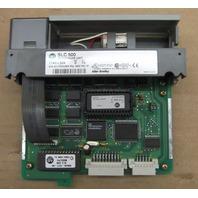 ALLEN BRADLEY SLC 500 1747-L524 Ser. C Processor FRN:7c