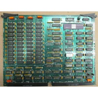 General Electric Mark Century 2000 265K Byte D-Ram Board 44A719326-G01