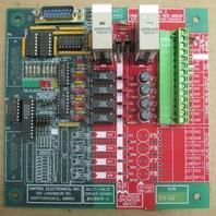 Unitrol Electronics Multi-Valve Driver Board 9280V8-2
