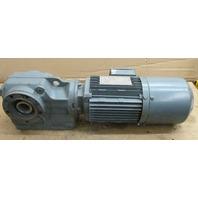 Sew Eurodrive Gearmotor KHZ37 DT80N4/TF/ES1S