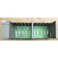 Allen Bradley  SLC 500 Power Supply 1746-P1 with 10 Slot Rack 1746-A10
