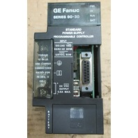 General Electric Power Supply Programmable Controller IC693PWR321W