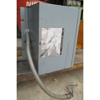 Square D Type ST Insulated Transformer 6T2F