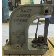Dake Arbor Press Model 1