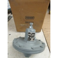 "Fisher Valve Type 95L-39  1/2"" NPT ports"