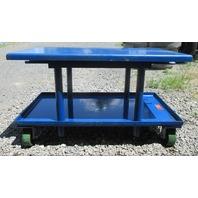 Vestil Post Table/Die Cart MT-2442/LP/S