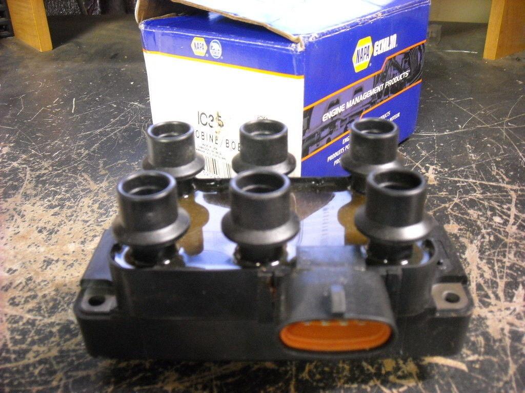 Napa IC35, Ignition Coil, Ford Explorer, Ranger, Taurus, Mountaineer    Lotastock