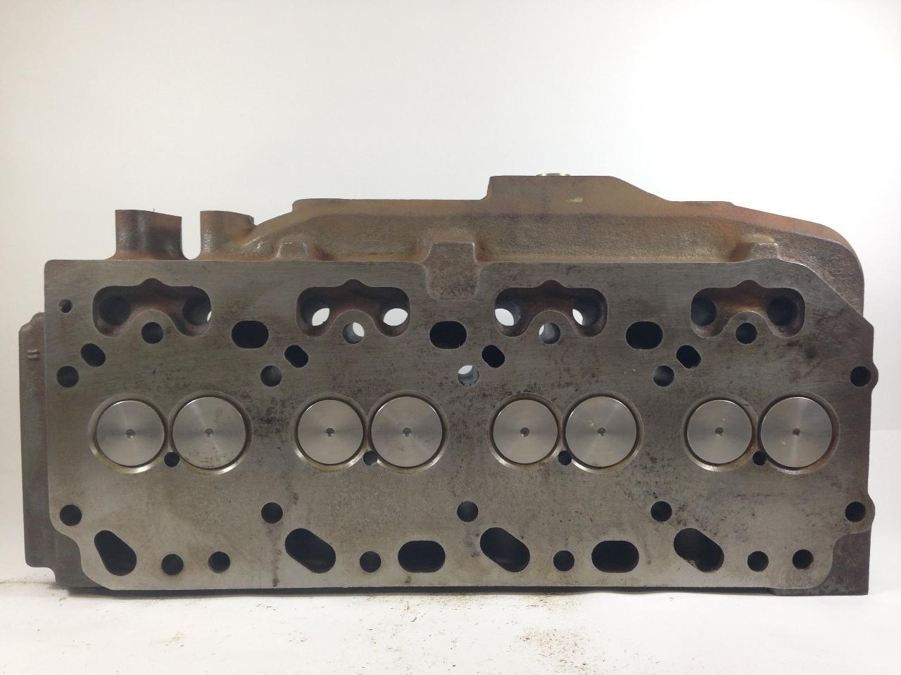 John Deere Cylinder Head : John deere r cylinder head with valve assembly