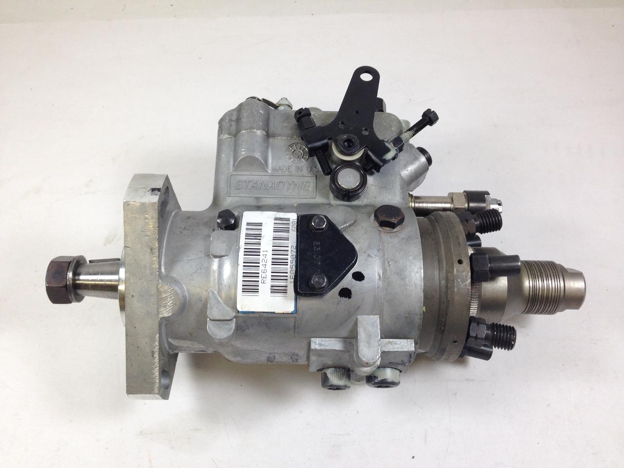 John Deere Injection Pump Troubleshooting >> John Deere RE64241 Fuel Injection Pump (s#2-4) | eBay