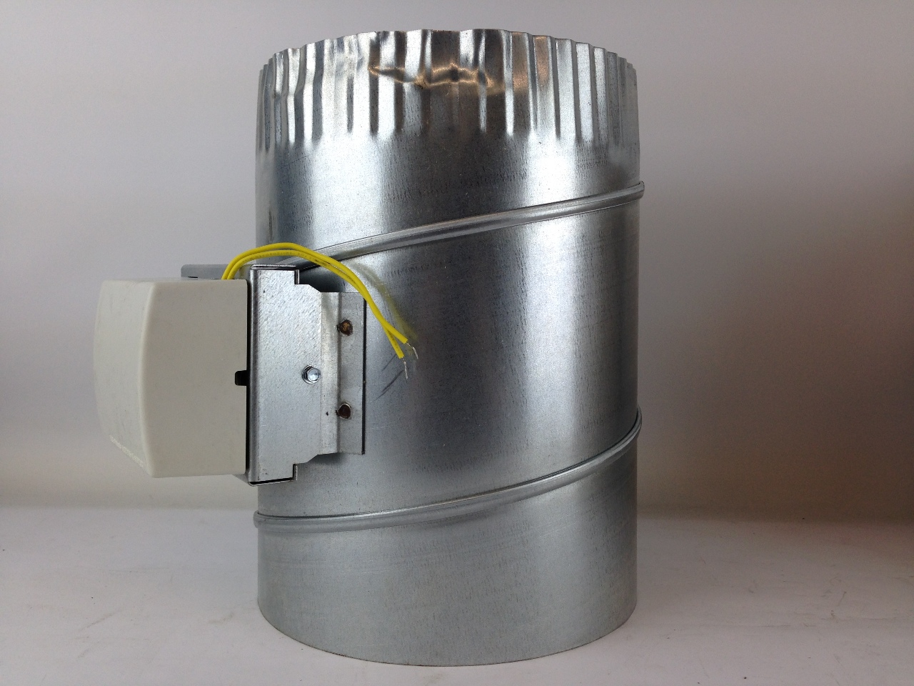 Motorized damper x4209 round zone damper w motor 8 for Zone damper motor repair