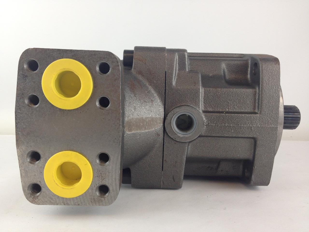 Parker 3780786 Hydraulic Motor F12 080 Ms Sv U 000 000 0