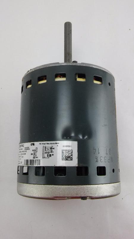Genteq 5sme39nx 3 4hp 208 230v Furnace Blower Motor S 41