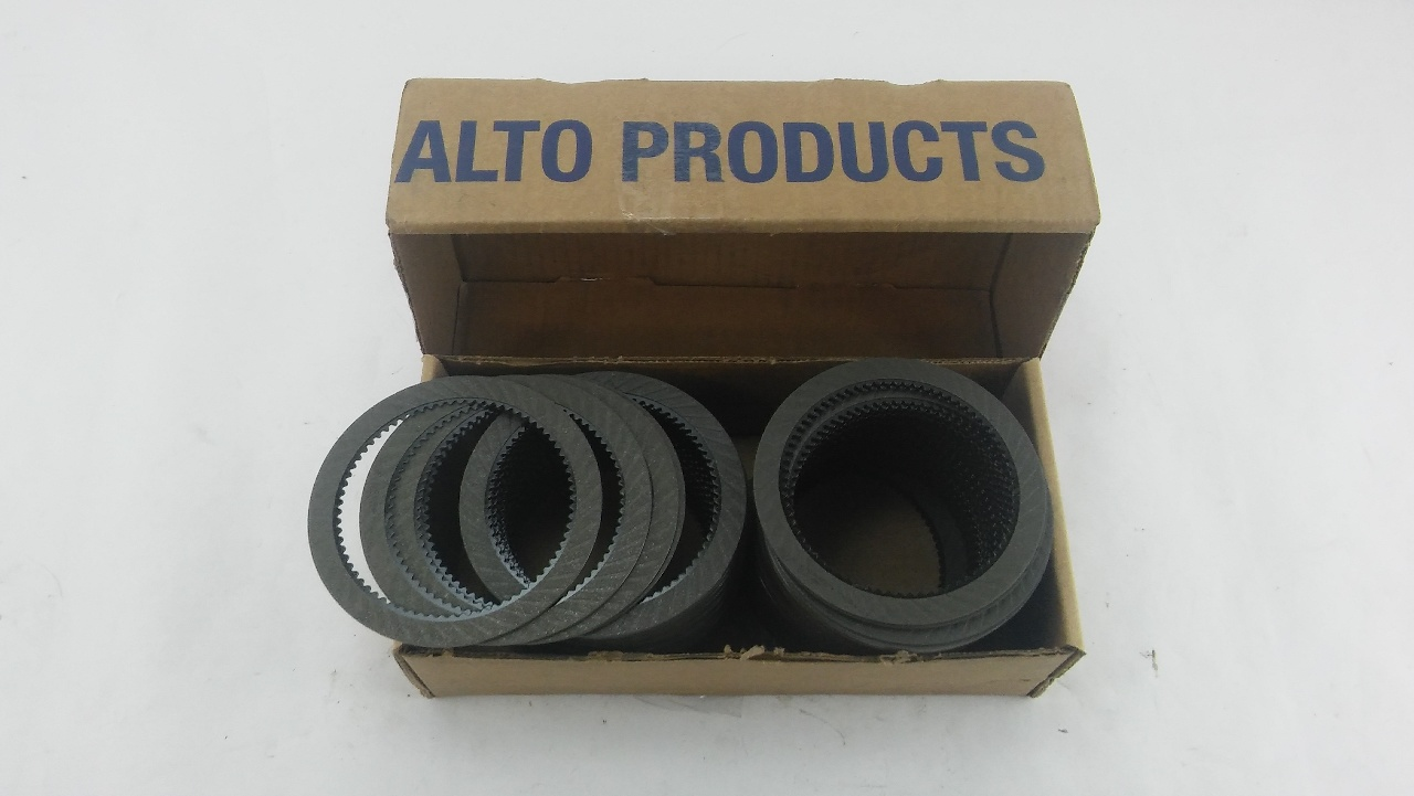 ALTO 041710A FRICTION PLATES. 100 PCS