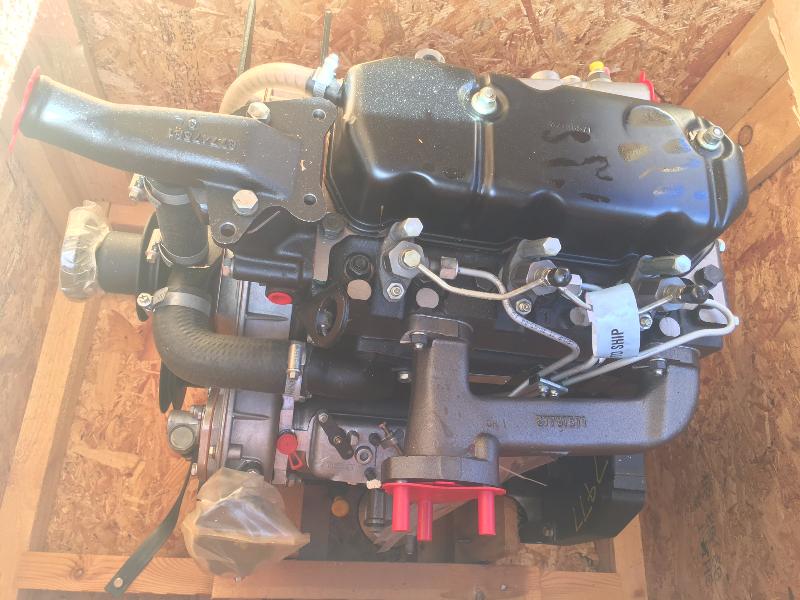 Perkins D3 152 3 Cylinder Diesel Engine  Agco  Massey