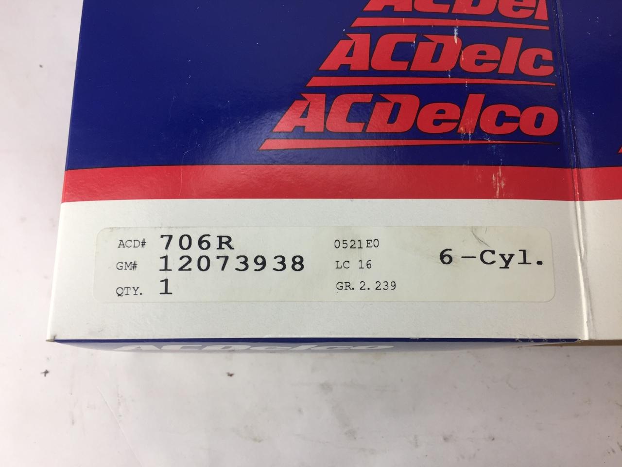 ACDelco 706R Spark Plug Wire Set | Lotastock