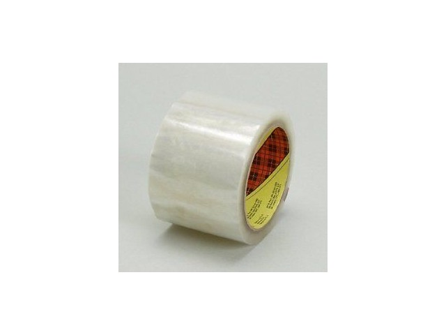 Scotch 371 3M Box Sealing Tape Clear 72mm x 100m (6 Pack)