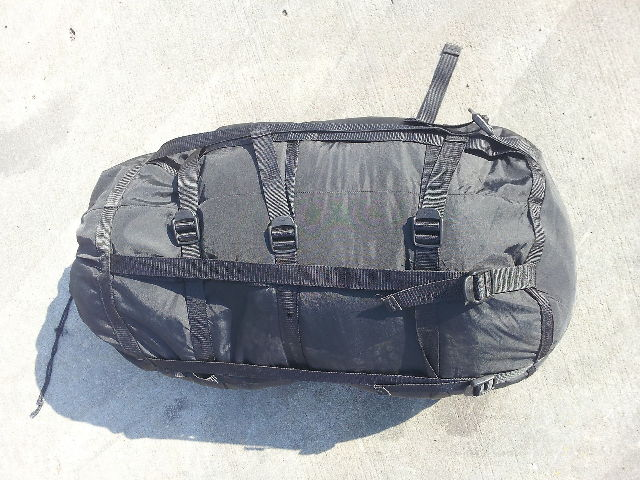 USMC COMPLETE MODULAR SLEEP SYSTEM GORE TEX 4 PIECE PREOWNED - (B)