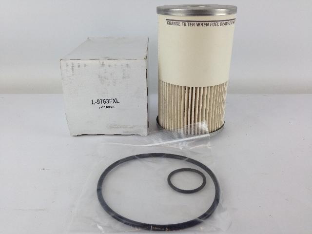 Luberfiner L9763FXL Fuel Filter