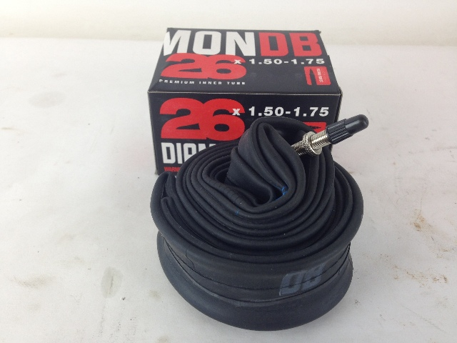 Diamondback 26 x 1.50-1.75 Bike Tube 32mm Threaded Presta Valve 39-32-159