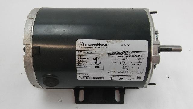 Marathon electric a c motor 5kh37pn33g lotastock for Us electric motor serial number lookup